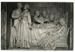 (DD 501) Art - Genova Camposanto - Sculptures