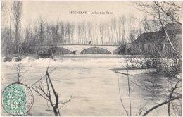 89. SEIGNELAY. Le Pont Du Haras - Seignelay