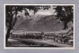 AT Tirol Solbad Hall Foto Stockhammer 1950.8.2 Solbad Nach Winterthur - Altri