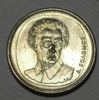 1998 - Grèce - Greece - 20 DRACHMES, République, Solomos, KM 154 - Grecia