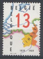 BELGIQUE Mi.nr.:2390  150.Jahre Provinz Limburg 1989 Neuf Sans Charniere / Mnh / Postfris - België