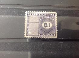 Venezuela - Fiscaalzegel 1947 - Venezuela