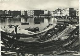 BARI - Porto Peschereccio - FG - VIAGGIATA - - Bari