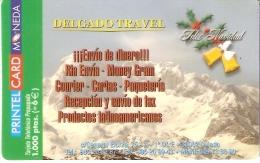 TARJETA DE ESPAÑA DE PRINTELCARD DE NAVIDAD (CHRISTMAS) NUEVA-MINT - Noel
