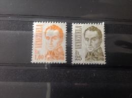 Venezuela - Serie Simon Bolivar 1976 - Venezuela