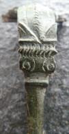 #NSA20 - Römische Bügelfibel - Roman Fibula -Fibula - Form!! - Bronzes
