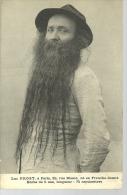 LUC PROST.....A PARIS.......barbe De 5 Ans.......14 X 9 - Men