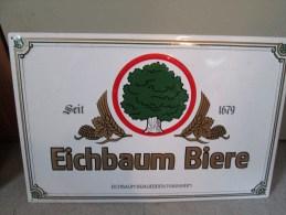 TOLE PUB BIERE EICHBAUM - Enseignes