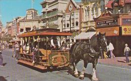 Florida Orlando Reliving The Good Old Days Walt Disney World