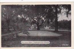 Florida Crescent City Eva Lyon Park Dexter Press