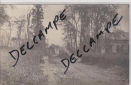 60 OISE PICARDIE LATAULE 1918  CARTE PHOTO ALLEMANDE - Non Classés