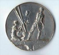 Médaille / Souvenir De L´Ascension/Sommet De La Tour Eiffel /Paris/ Vers 1889   D464 - France