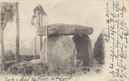 Saint - Nazaire  -  Le Dolmen.  France.  S-1233 - Dolmen & Menhirs