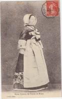 CPA - Ancien Costume Des Femmes De Riceys (10) - 1907 - Autres Communes