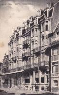 La Panne 531: Hôtel Continental 1906 - De Panne