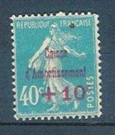 FRANCE Yvert N° 246 Neuf * - France