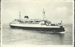 OOSTENDE : Car Ferry Artevelde - Paquebote