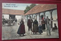 Cp Banati Svabok Schwaben Im Banat - Serbia
