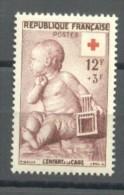 France  : N° 1048 Neuf  XX  , Cote 10 € Au Tiers De Cote - France