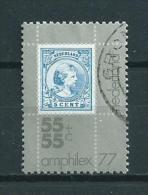 1976 Netherlands Amphilex´77 Stamp Expo Used/gebruikt/oblitere - 1949-1980 (Juliana)