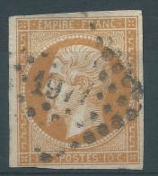 Lot N°25273    N°13A, Oblit PC 1977METZ (55), Bonne Marge, Pelurage - 1853-1860 Napoléon III