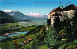 AK KÄRNTEN HOLLENBURG IN DAS ROSENTAL No.1470. 1915.  LEON KLAGENFURT ALTE POSKARTEN - Klagenfurt