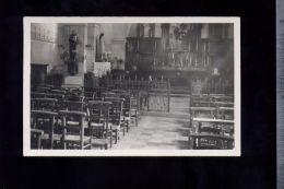CP (78) Carrière Sur Seine  -  Intérieur De L'église - Carrières-sur-Seine