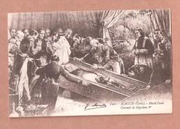 Ajaccio Musee Fesch Cerceuil De Napoleon 1er  La Corse UNUSED CORSICA - Ajaccio