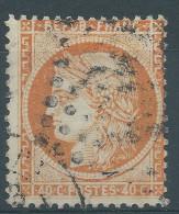 Lot N°25289    Variété/n°38, Oblit GC Et Cachet à Date, Embriquement NORD EST - 1870 Siege Of Paris