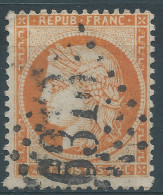 Lot N°25290    Variété/n°38, Oblit GC 6316 LYON- LES-TERREAUX(68), Filet OUEST - 1870 Siege Of Paris