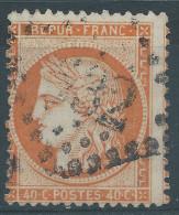 Lot N°25292    Variété/n°38, Oblit GC 532 BORDEAUX (32), Piquage - 1870 Siege Of Paris