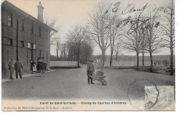Forêt De Saint Germain - Champ De Courses D'ACHERES - Acheres