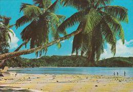 Seychellen - Mahe - Anse Boileau - 2x Nice Stamps - Seychellen