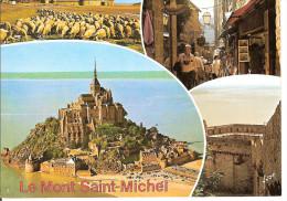 LE MONT SAINT MICHEL - MULTI VUES - Le Mont Saint Michel