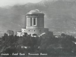 ROVERETO CASTELL DANTE  -OSSARIO 1949 - Italia