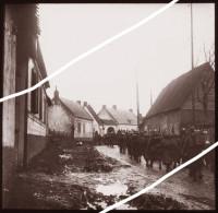 VILLAGE DU NORD INFANTERIE 1914     UNIQUE SUR DELCAMPE VOIR DESCRIPTION - Reproductions