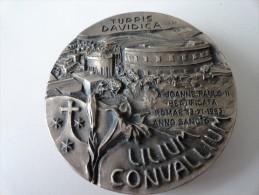 RARE : RELIGIOUS MEDAL ( 1846 - 1878) - Jetons & Médailles