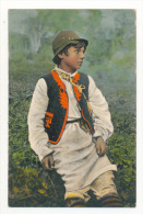 Romania Orsova Orșova Folklore Costume - Roumanie