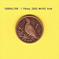 GIBRALTAR   1  PENNY  2000  (KM # 773) - Gibilterra