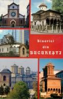 Bucharest, Romania Postcard - Romania