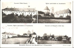 MONASTERE SAINTE ANNE DES BENEDICTINES A OTTMARSHEIM - Ottmarsheim