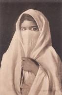 Cpa Afrique Tunisie Jeune Femme Arabe  Editeurs Lehnert Et Landrock, Tunis N° 237 - Tunisia