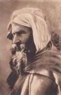 Cpa Afrique Tunisie  Type Arabe Editeurs Lehnert Et Landrock, Tunis N° 246 Potrait D'un Homme Arabe Barbe Moustache - Tunisia