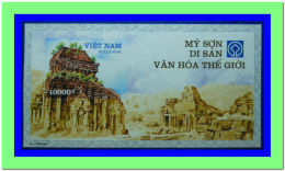 Vietnam Viet Nam MNH Imperf Withdrawn Souvenir Sheet 2003 : My Son - The World Culture Heritage (Ms914B) - Vietnam