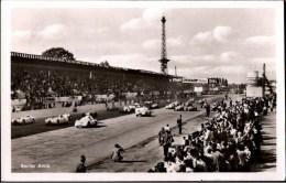 ! Old Photo Postcard Berlin 1954 AVUS Autorennen , Car Race - Voitures De Tourisme