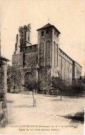 -24- ST AVIT SENIEUR - Eglise - France