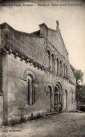 -24- SAINT AULAYE - Portique De L'Eglise - France