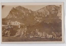 Carte-photo à Situer - Hôtel Métropole En Bord De Mer - Falaises - A Localiser - Postcards