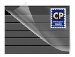 CARTONCINI NERI A 5 LISTELLI FORMATO GRANDE Confezione Da 100 Pezzi - Cartoncini A Listelli