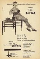 # ALESSI CASALINGHI 1950s Advert Pubblicità Publicitè Reklame Pot Pots Ollas Topfe Household Casa Menage Haushalt - Manifesti